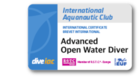 i.a.c. Advanced Open Water Diver